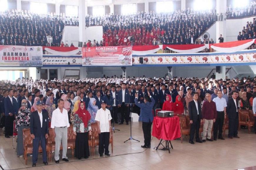 Kegiatan Harmoni Indonesia di Universitas Bengkulu Diikuti 5000-an Peserta