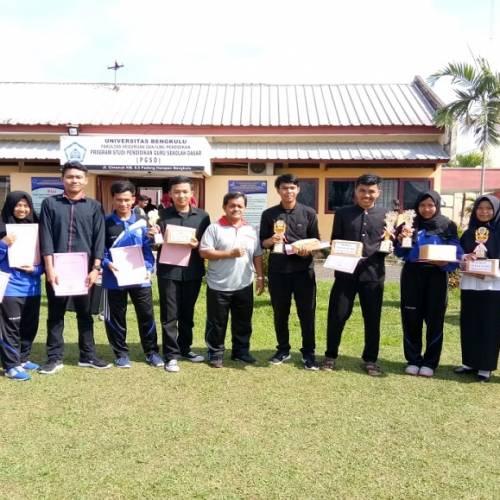 Penutupan PGSD EXPO ke-XI Tahun 2019 FKIP Universitas Bengkulu