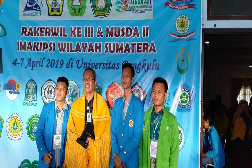 FKIP Unib Tuan Rumah Rakerwil ke-III dan Musda IMAKIPSI Wilayah Sumatera