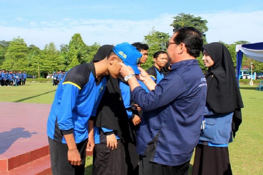 2873 Mahasiswa UNIB KKN ke 290 Desa di 4 Kabupaten/Kota