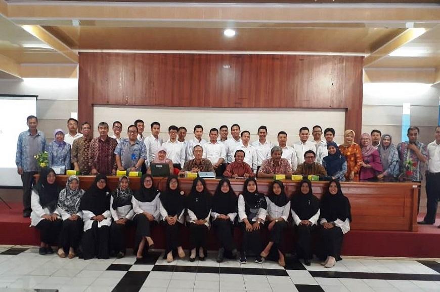 Penyambutan Tenaga Pendidik Baru Dosen CPNS FKIP Universitas Bengkulu